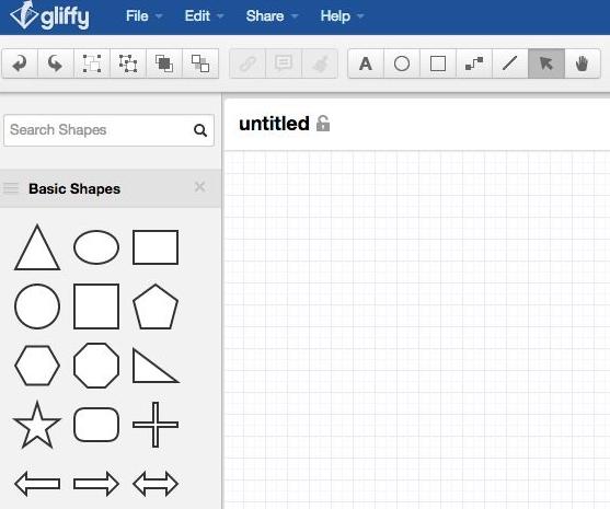 gliffy online web tool - Gliffy Online Tool