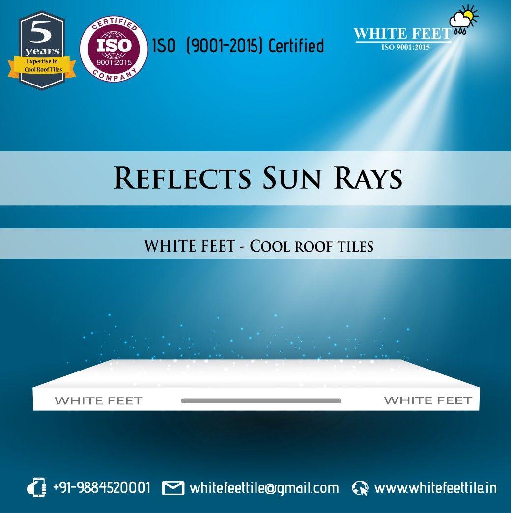 Best heat reflective tiles in chennai