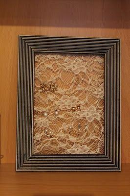 die geschminkte wahrheit diy aufbewahrung f r ohrringe diy pinterest diy. Black Bedroom Furniture Sets. Home Design Ideas