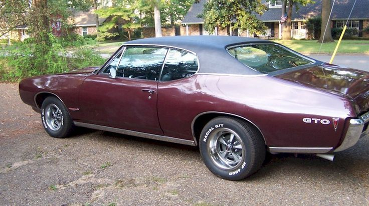 Craigslist Houston Tx Gmc Parts For Pinterest: Pontiac Gto, Burgundy And Toms On Pinterest