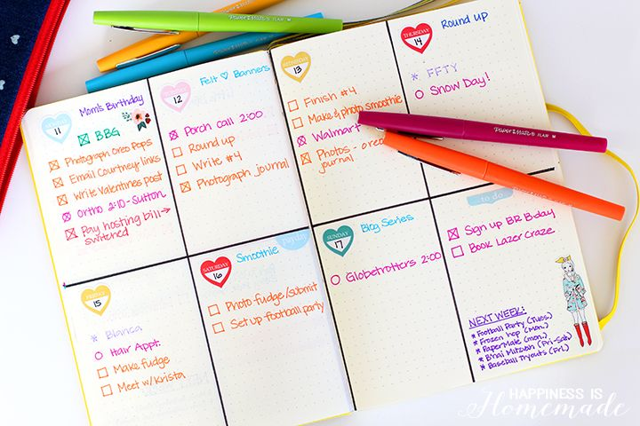 Organize your life with bullet journaling a do it yourself life organize your life with bullet journaling a do it yourself life planner system solutioingenieria Choice Image