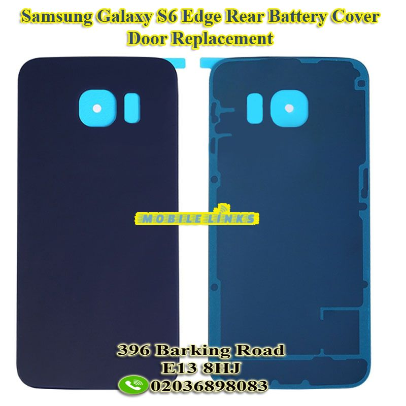 Original Replacement for Samsung Galaxy S6 Edge G925F Back