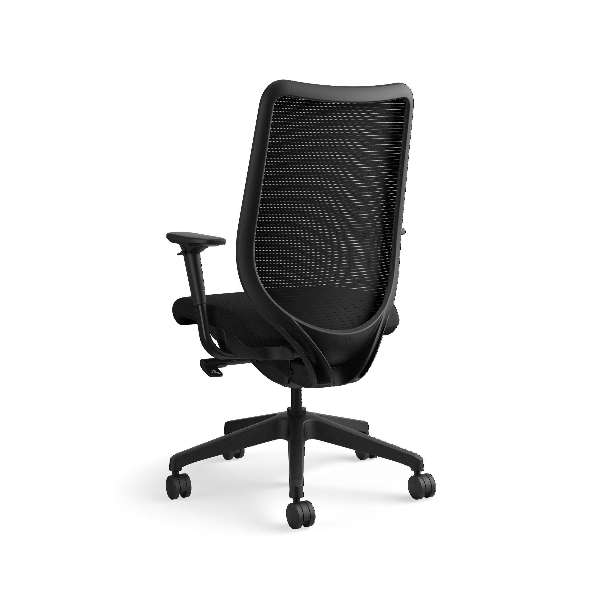 Hon nucleus mesh task chair knit mesh back computer chair