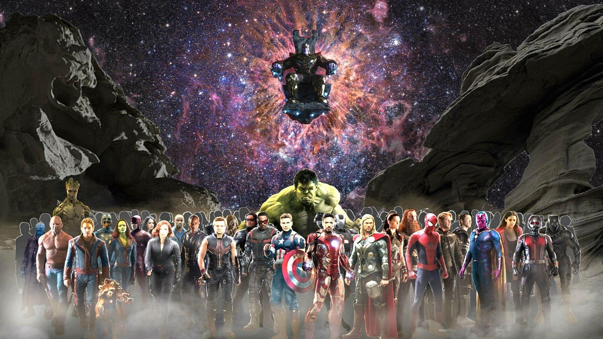 Avengers Infinity War Desktop Wallpaper Best HD