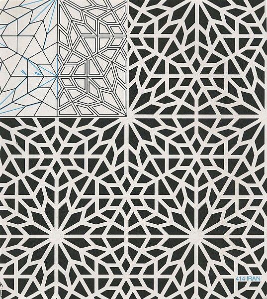 Tesori d'archivio: i pattern dell'arte islamica