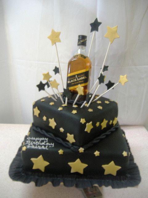 Male Birthday Cake