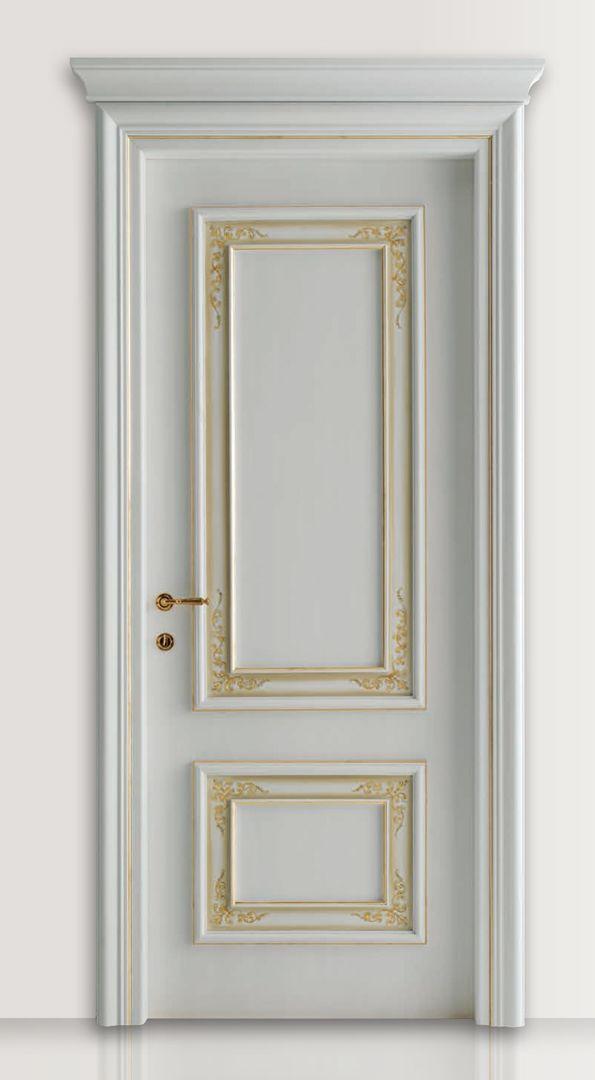 PIETRALTA QQ Pietralta Classic Wood Interior Doors Italian - Luxury interior doors