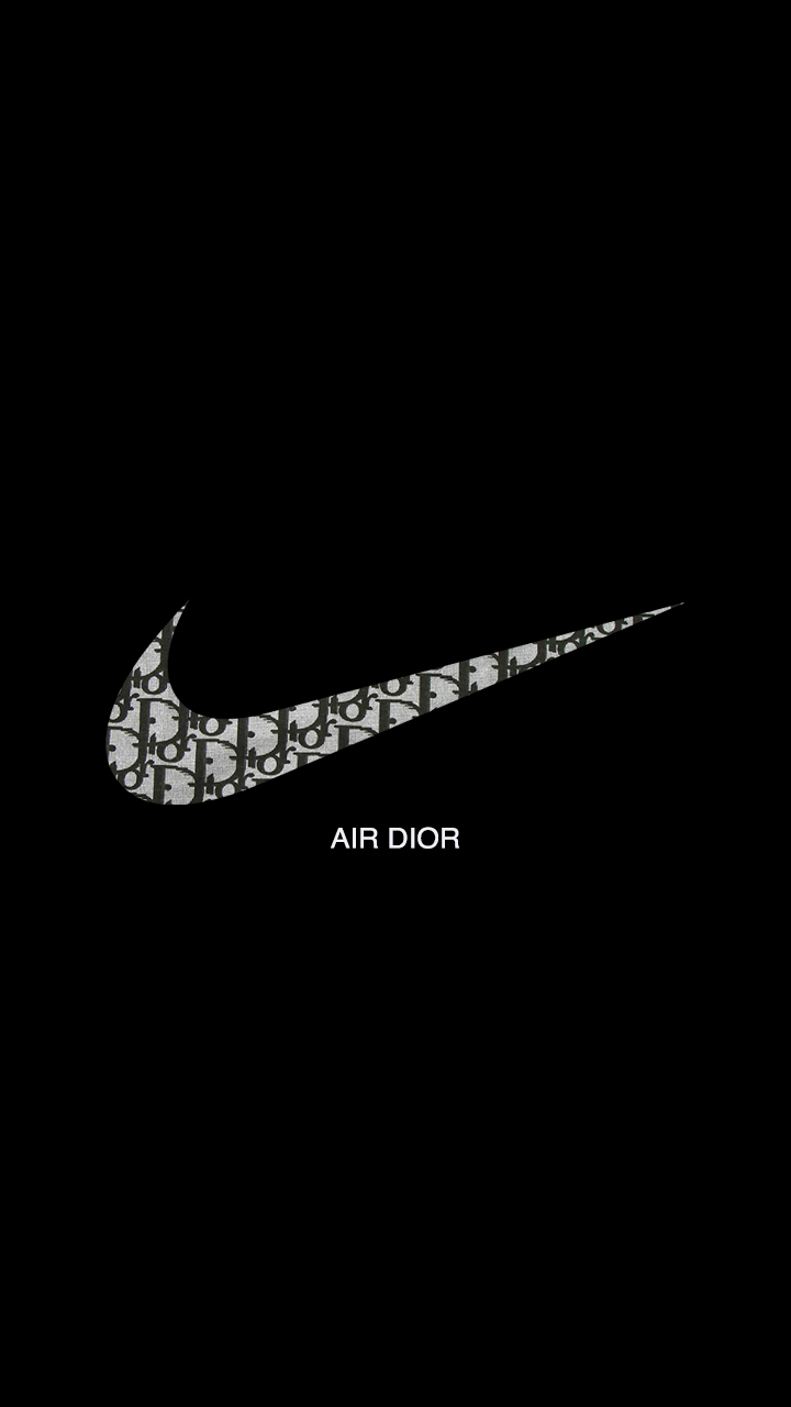 Nike X Dior Nike Logo Wallpapers Chanel Wallpapers Louis Vuitton Iphone Wallpaper