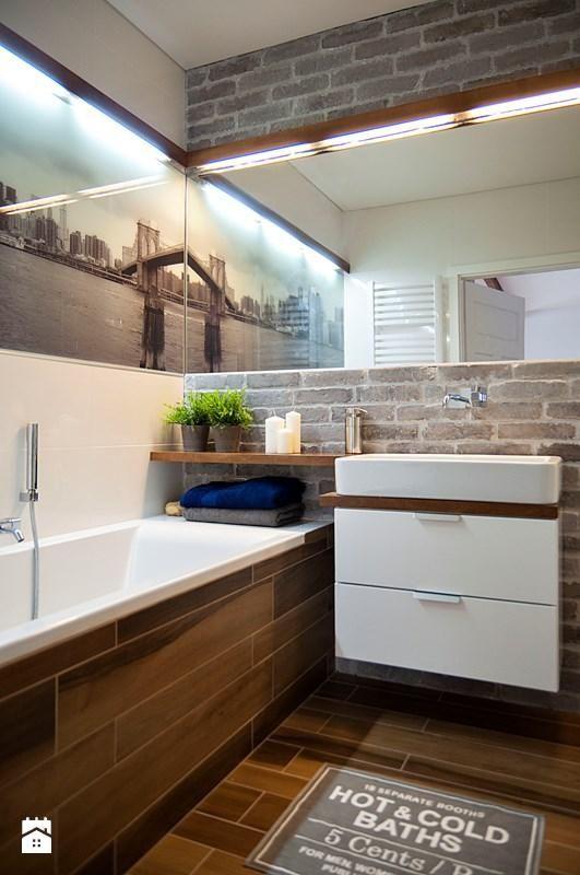 Azienka Lazienka Forum I Wasze Wnetrza Leroy Merlin Small Apartments Elegant Bathroom Bathroom Interior