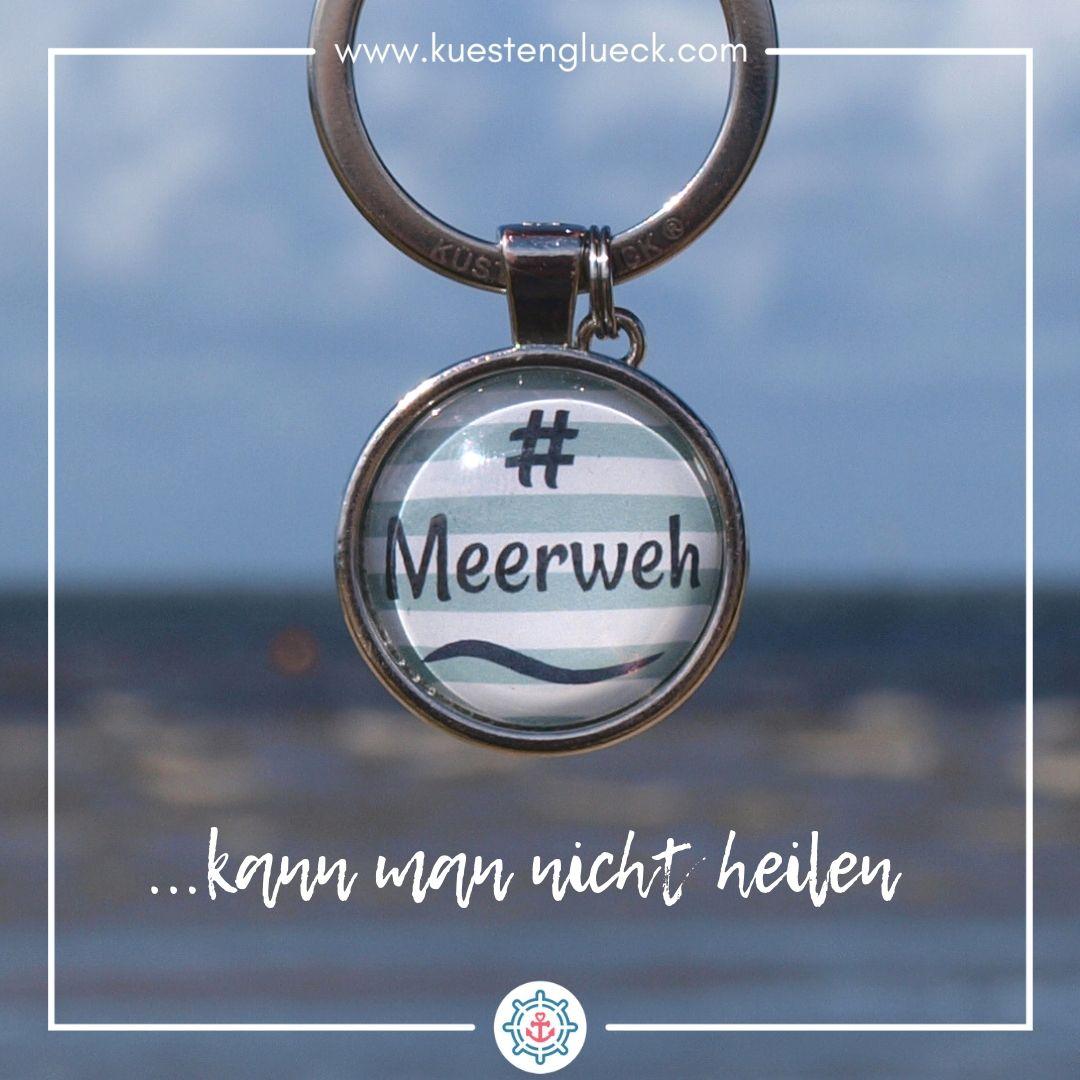 Die schönsten maritimen Schlüsselanhänger findest Du auf www.kuestenglueck.com