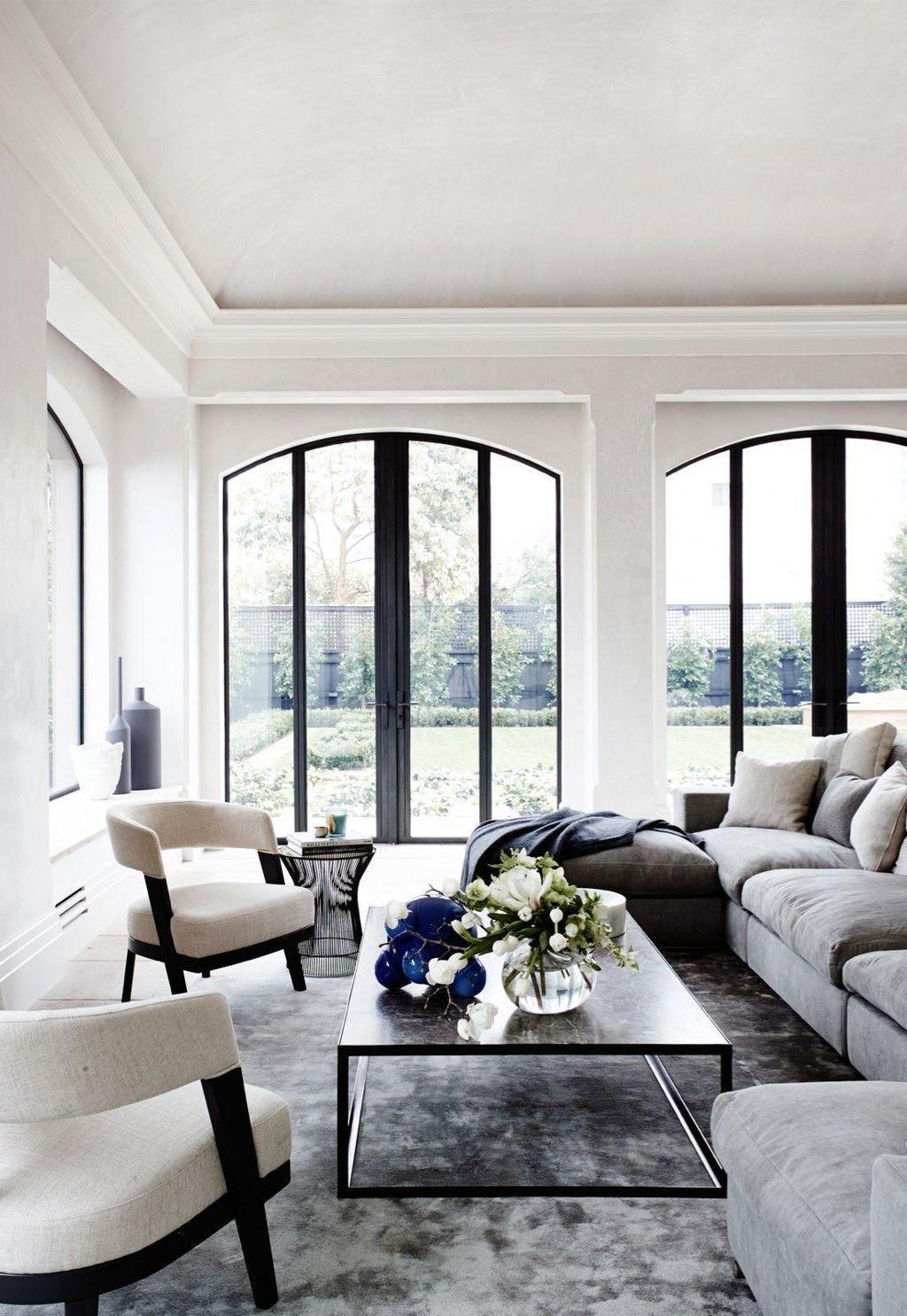 48 Simple Contemporary Home Decor Ideas Elegant Living Room