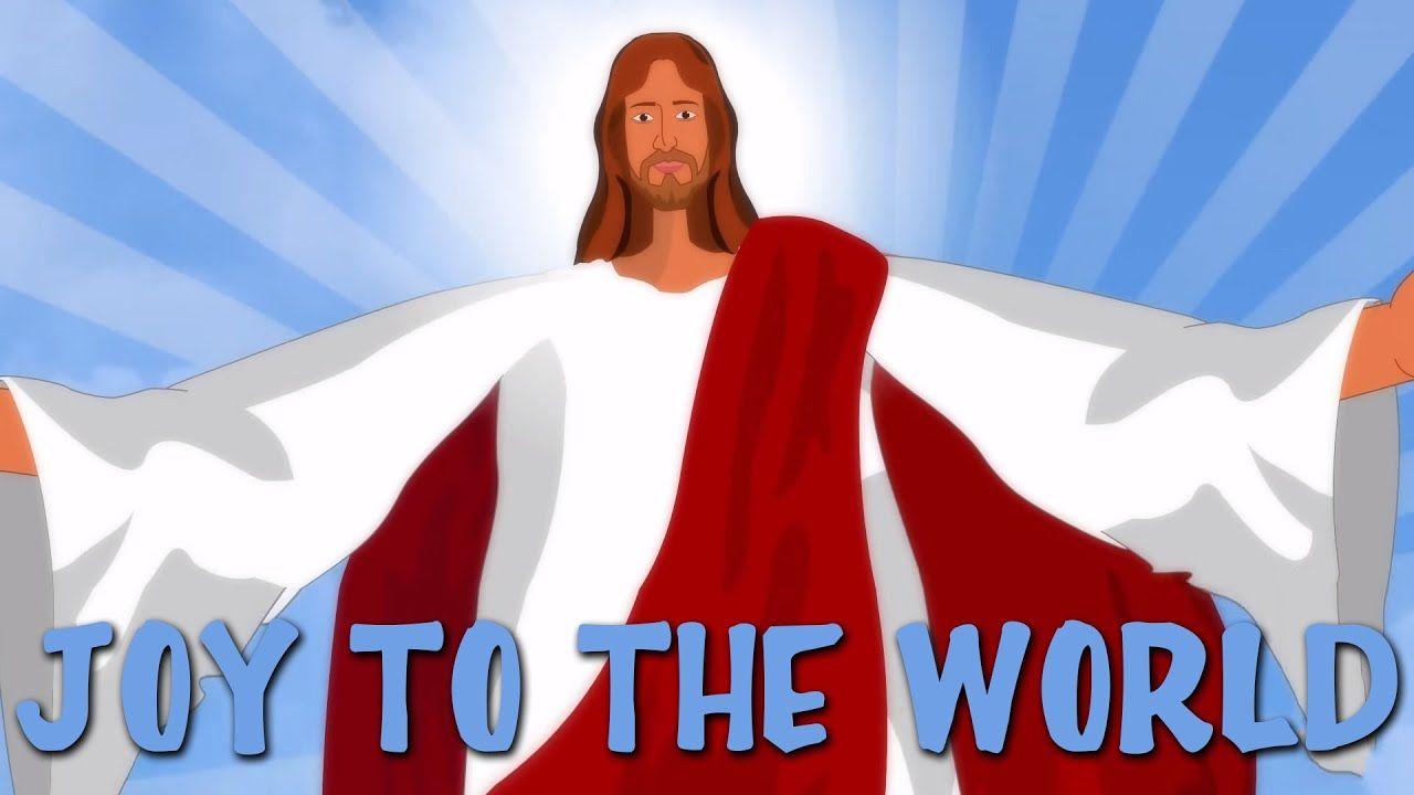 Joy To The World With Lyrics   Popular Christmas Carols For Kids   Christmas carols songs ...