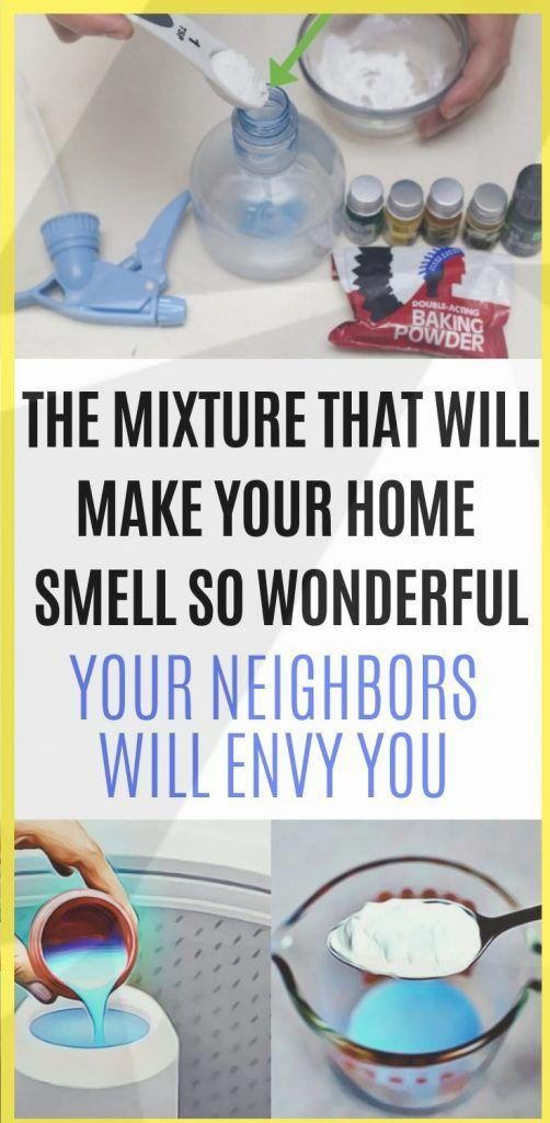 This Mixture That Will Make Your Home Smell So Wonderful Your Neighbors Will Envy…