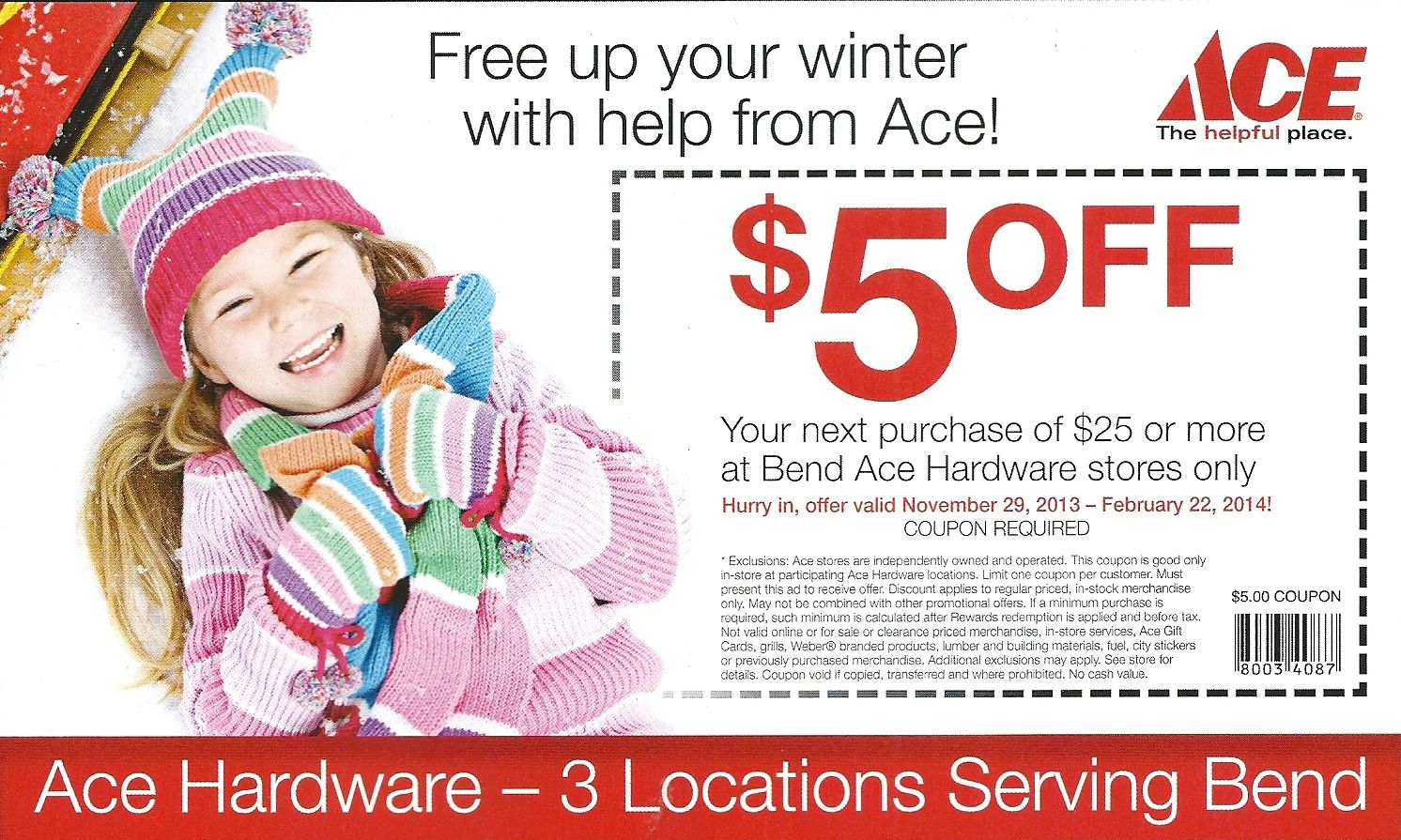 the 3 bend ace hardware stores raised over 21 000 for children u0027s
