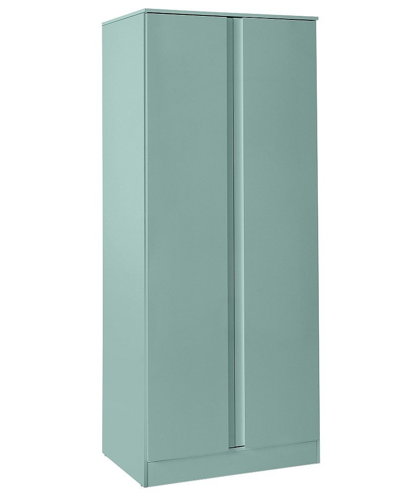 Buy bathroom cabinets at argos co uk your online shop for home and - Buy Hygena Inanna 2 Door Wardrobe Duck Egg At Argos Co Uk