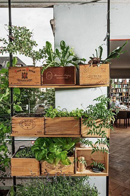 Urban Gardening: Neun Tipps, die Sie zum Balkon-Gärtner machen #landscapeplans