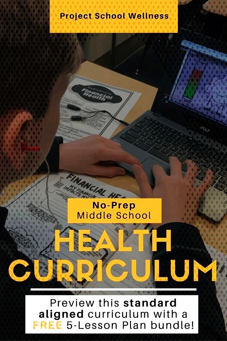 Project School Wellness Curriculum is an easy-to-use, relevant, and engaging middle school health c