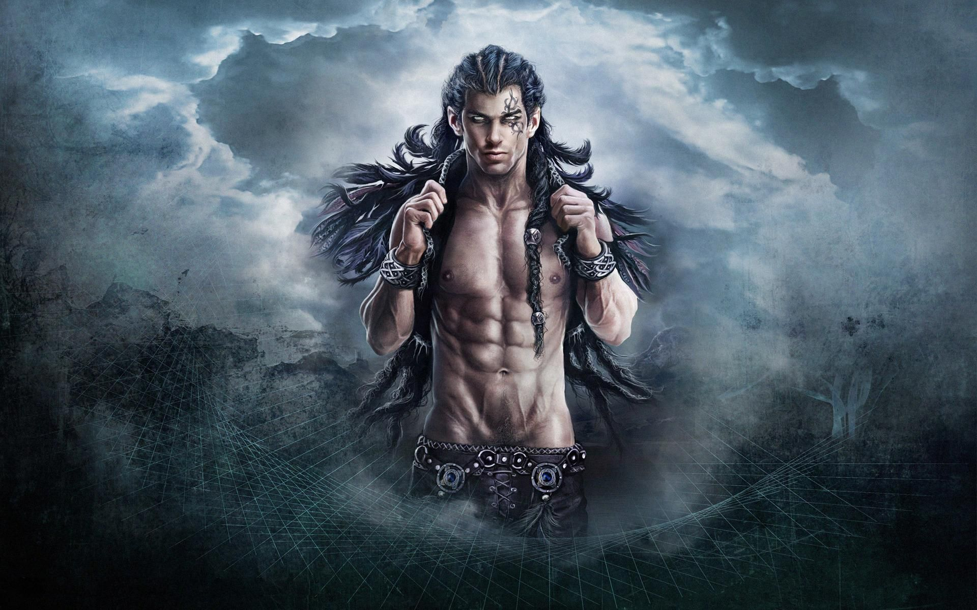 Hot and Sexy Men Wallpapers for PC (37) DRAWINGS