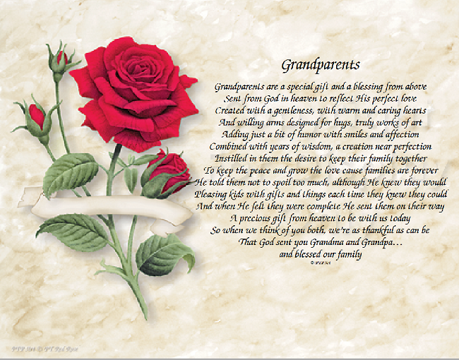 Valentines Day Quotes For Grandparents: A Poem For Grandparents