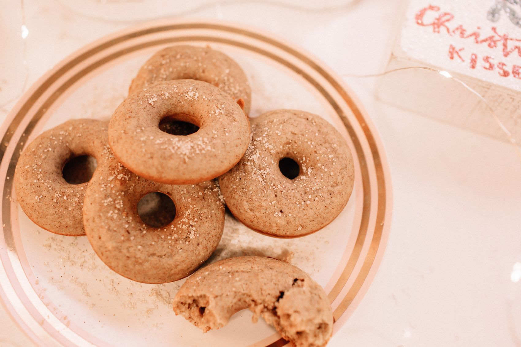 Homemade Donut Recipe With Pampered Chef Homemade Donuts Recipe