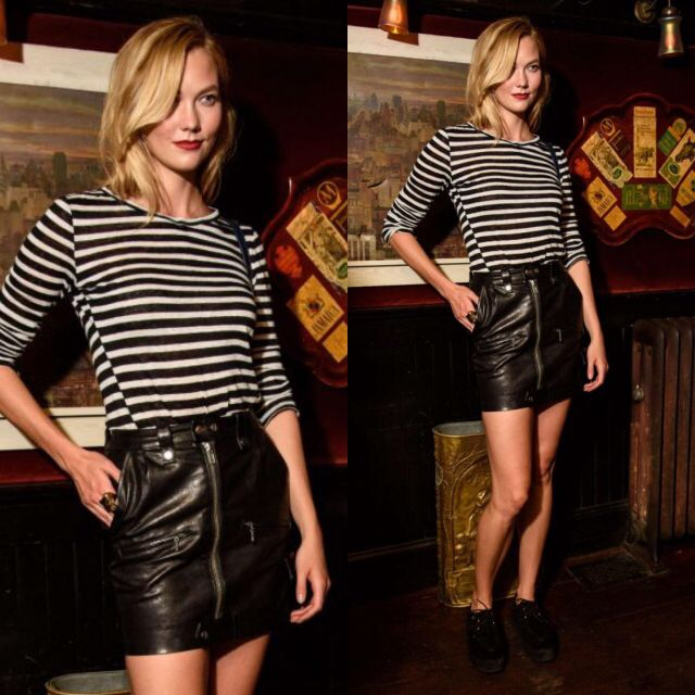 You won't believe where Karlie Kloss  got her outfit from!