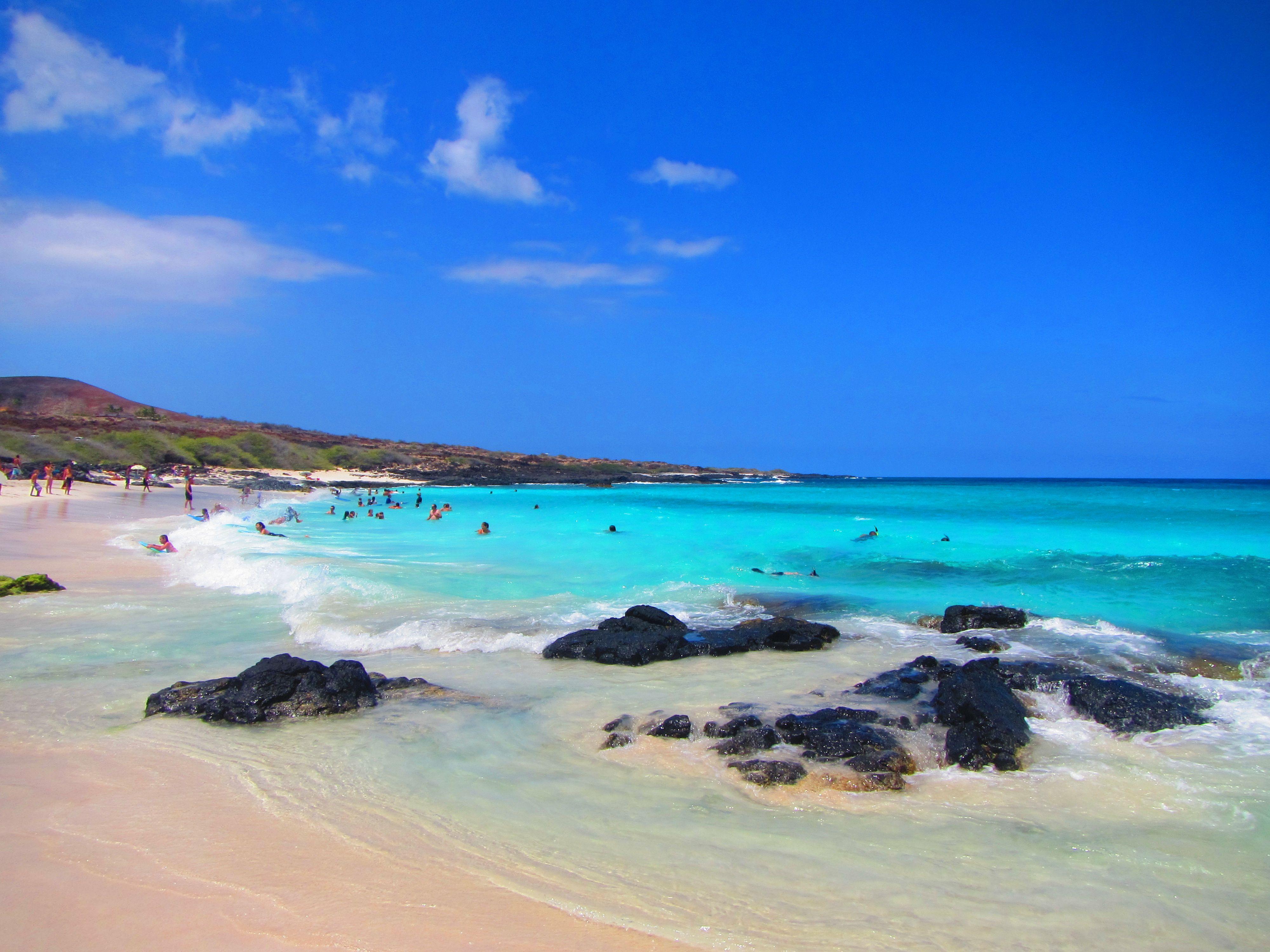 One Of Our Favorite Big Island Beaches Kua Maniniowali Bay Hawaii Vacation Big Island Hawaii Hawaii Island