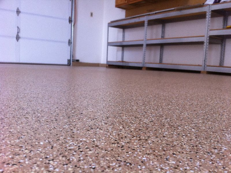 10 Things To Know Before You Epoxy Your Garage Garage Detache Outils Bricolage Garage