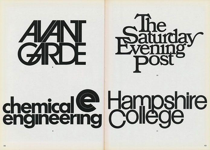 graphiste typographe