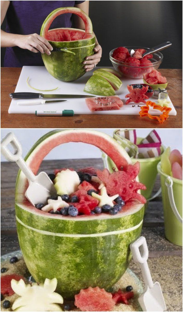 10 Watermelon Carving Ideas and Tutorials - Page 4 of 5