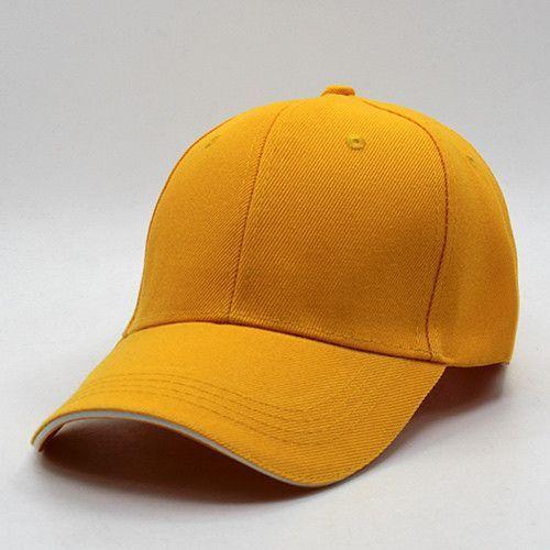 Men Baseball Cap Women Snapback Caps Casquette Hats For Men Plain Blank Bone Visors Gorras Planas Baseball Caps Plain Solid 2017