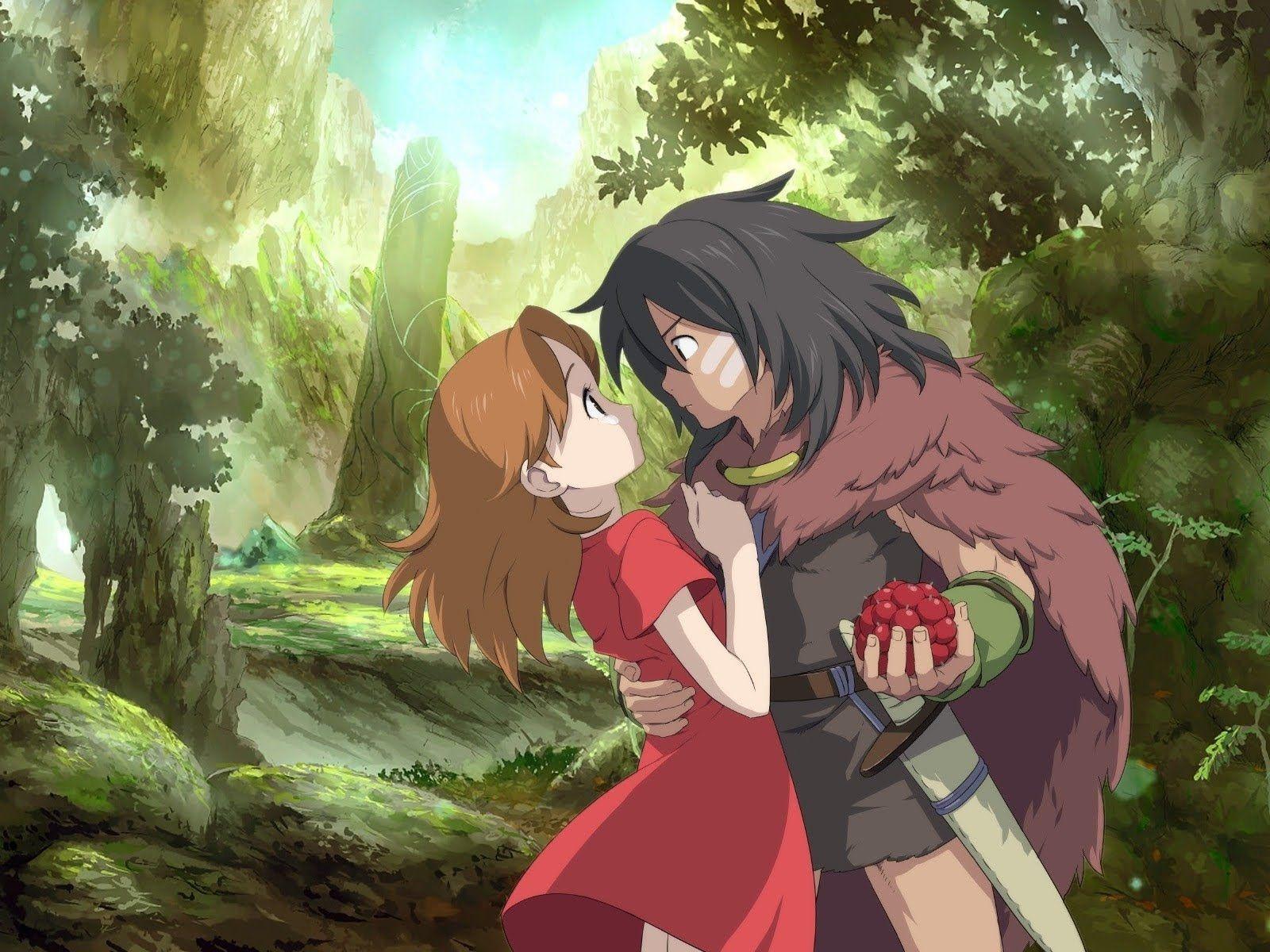 Top 10 Supernatural/Romance/Fantasy Anime [HD] Studio