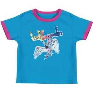 fdb65de2f Led Zeppelin Color Swan Toddler Tee T-shirt | tees for the kids ...
