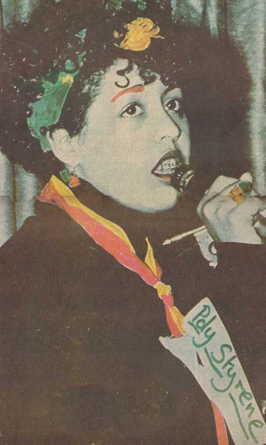 X Ray Spex - A Punk Rock History of Poly Syrene and band