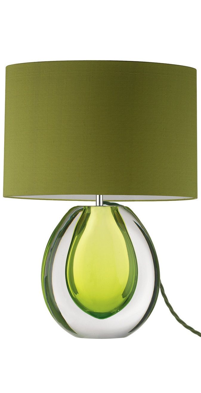 Green Lamp Green Lamps Lamps Green Lamp Green Designs By Www Instyle Decor Com Hollywood Over Table Lamp Design Luxury Table Lamps Art Glass Table Lamp