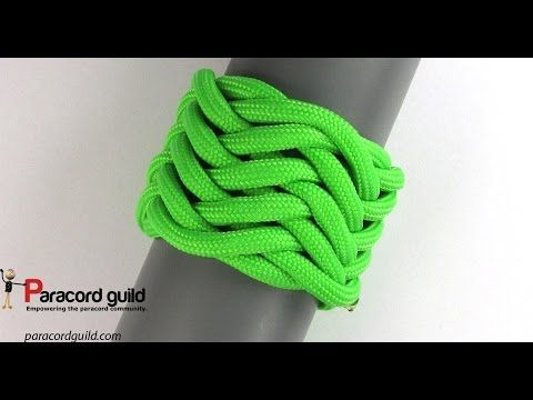How To Tie The Herringbone Knot Paracord Guild Paracord Knots