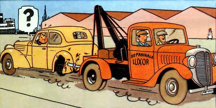 The Cars Of Tintin: Can You Identify Them All? | Tintin, Comics ...