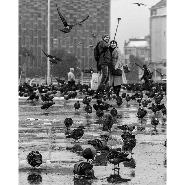 """Biraz da """"özçekim""""...  Fotoğrafı gönderen: Mehmet Açık"""
