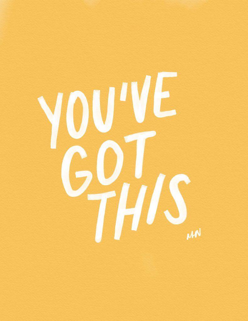 You\'ve got this – Morgan Harper Nichols | collage wall | Pinterest ...
