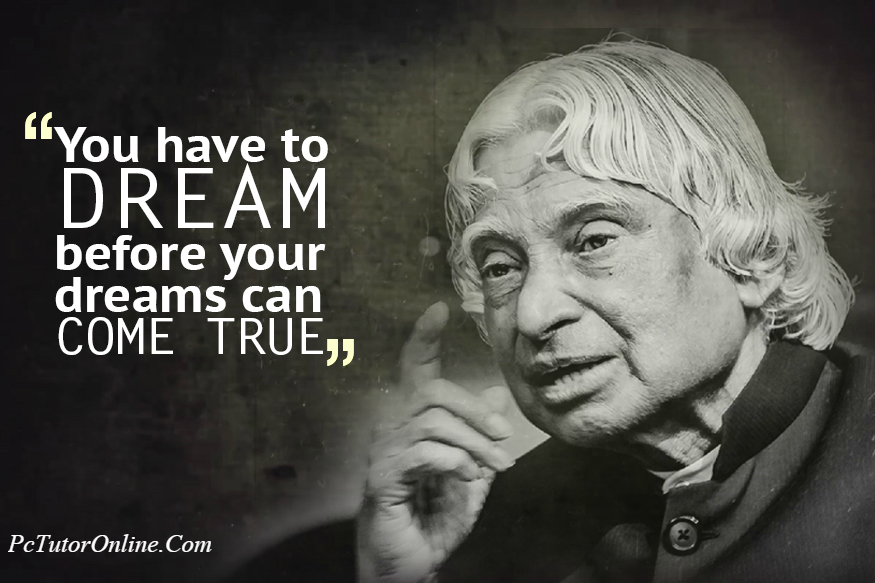 80 Inspirational A.P.J. Abdul Kalam Quotes Kalam quotes