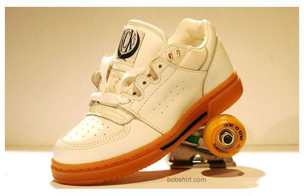 Skate shoes, Shoe company