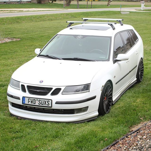 Maybe You Didn T Get A Good Enough Look Wagonation Saab 93