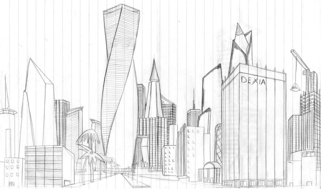 architectural drawings of skyscrapers. Img018.jpg (1023×602) Architectural Drawings Of Skyscrapers E
