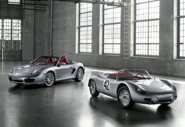 Porsche rs 60 spyder
