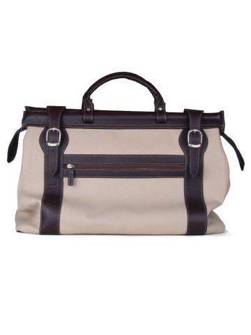 García Madrid. Travel bag.  #Fashion #Men #Bags