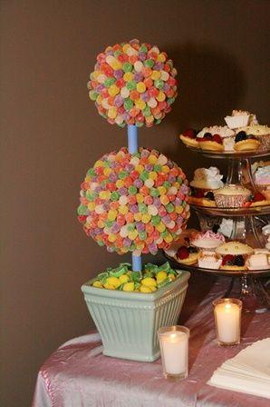 decora y divirtete rboles y pinchos de chuches para fiestas de cumpleaos o comuniones