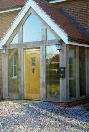 Image Result For Contemporary Brick And Timber Porch Timber