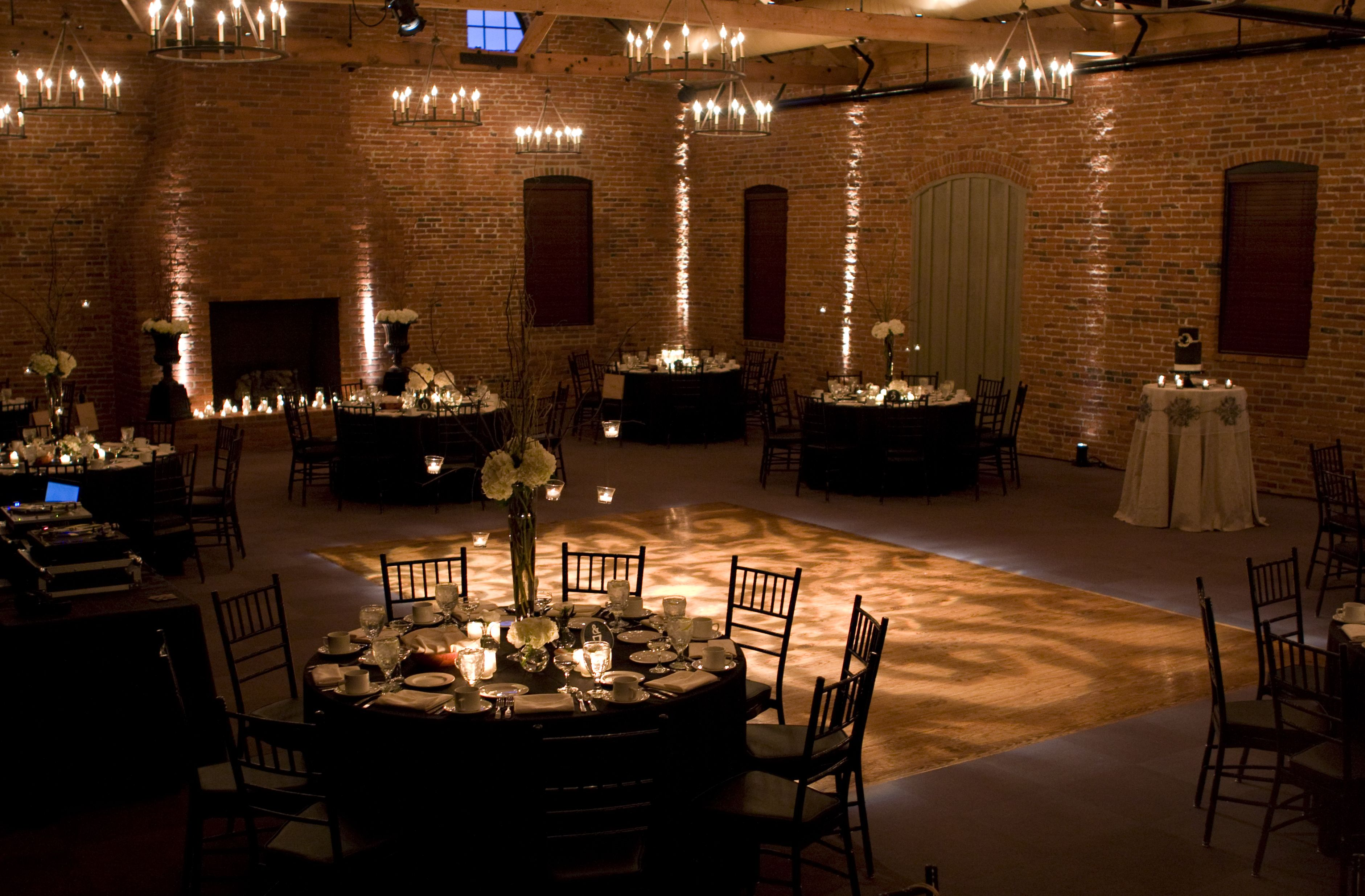 ballroom at cork factory hotel | the ballroom, terrace & parlor