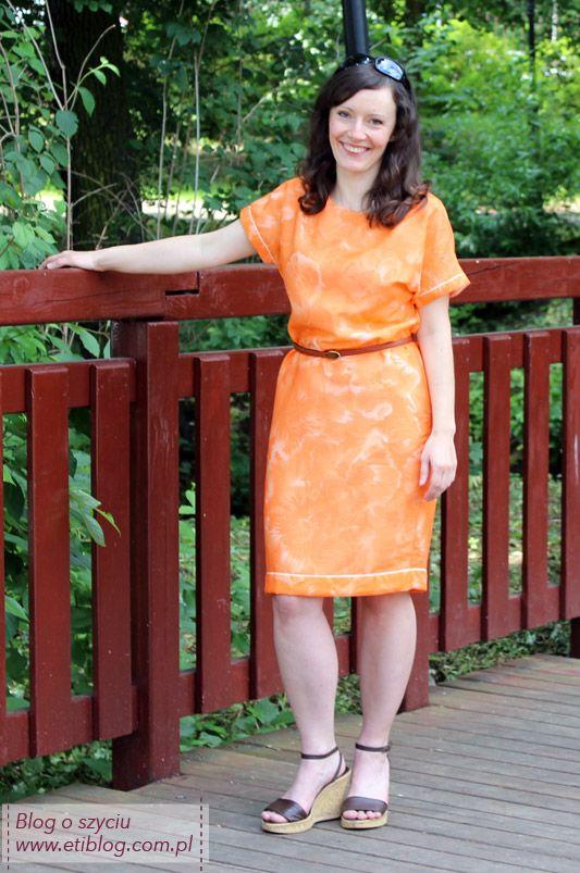 21b3463424 etiblog Jak uszyć sukienkę na lato