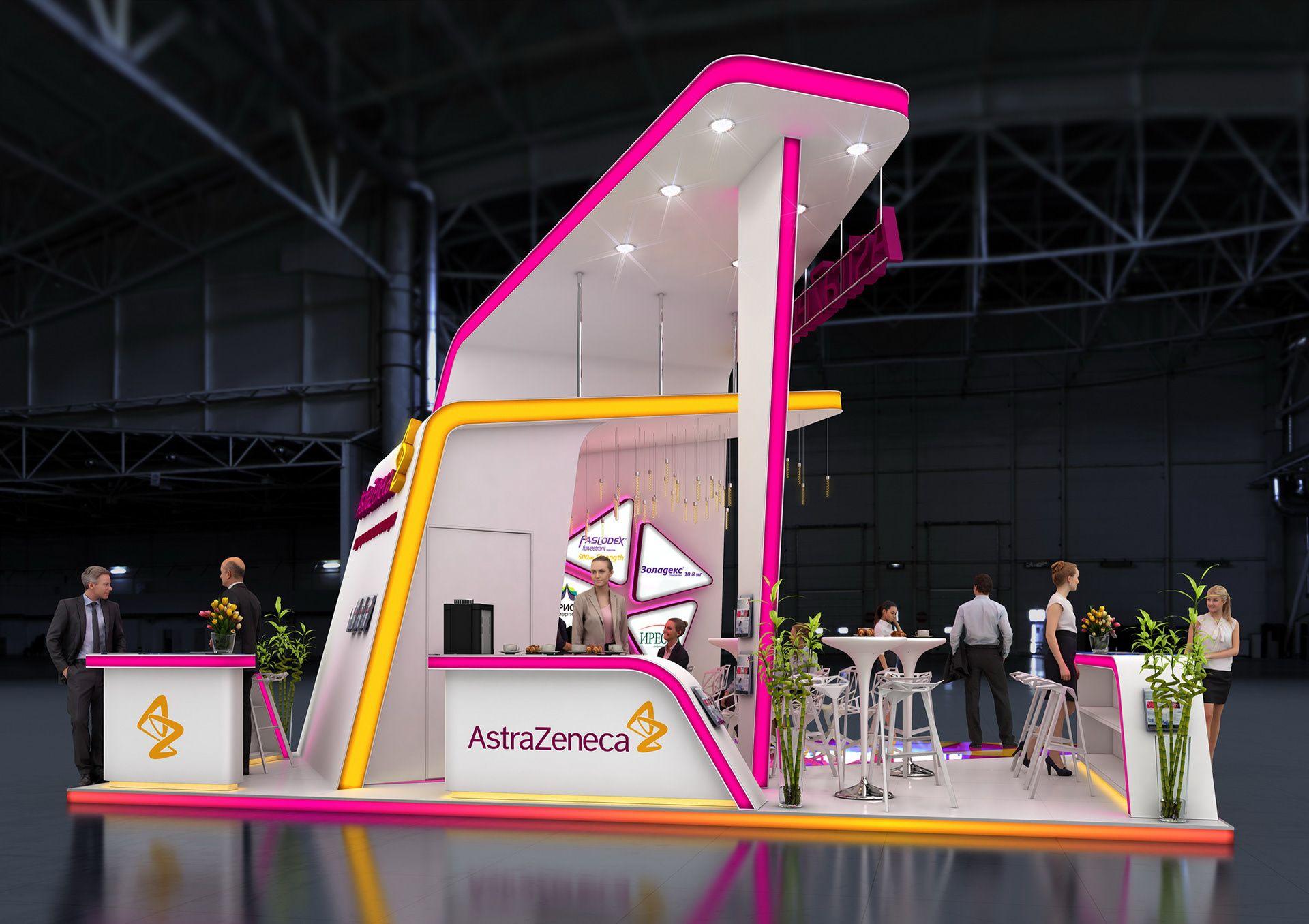 Astrazeneca Exhibition Stand On Behance In 2020 Exhibition Stand Exhibition Exhibition Design