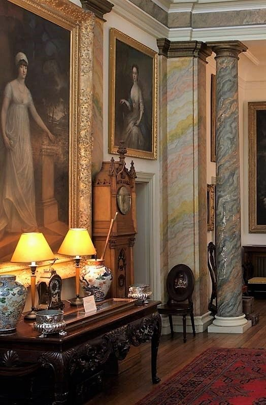 Pin By Subrena On Interiors 3 English Decor Victorian Parlor English Country House